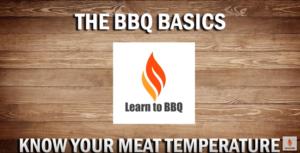 meat temperature