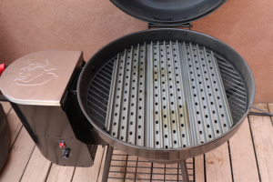 grillgrate on bullseye grill